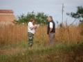 Donna interviewing Al.JPG